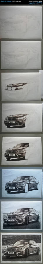 WIP Overview BMW M2 Coupe Drift
