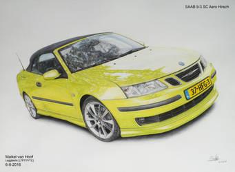 SAAB 9-3 SC Aero Hirsch