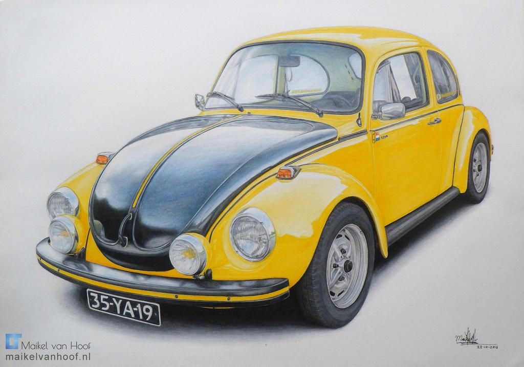 Volkswagen Beetle GSR by Laggtastic