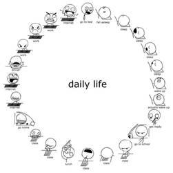 Daily Life by Ennokni