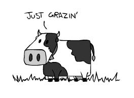 Just Grazin' by Ennokni