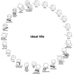 Ideal Life by Ennokni
