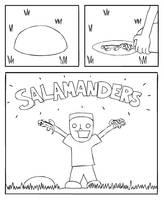 Take A Salagander by Ennokni