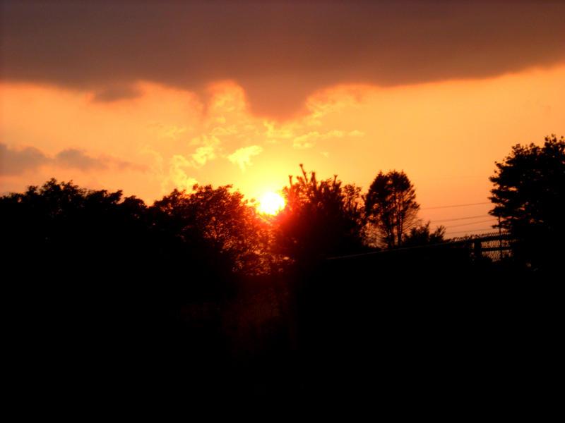 Sunrise, Sunset by Sweinhorse