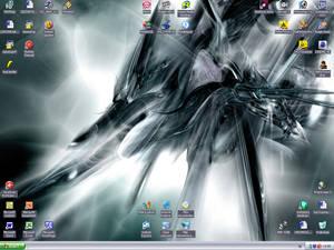 snakeART XP Desktop