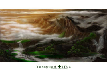 The Kingdome of Titus by snakeart