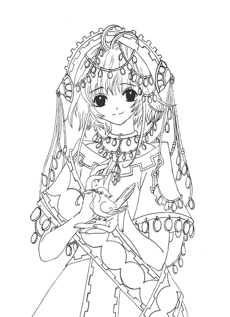 coloring pages tsubasa-#3