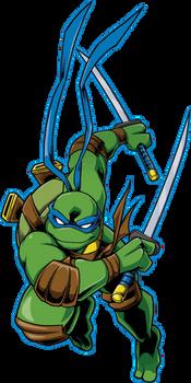 shellshock -Leonardo-