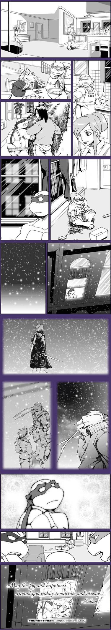snow by FREAKfreak