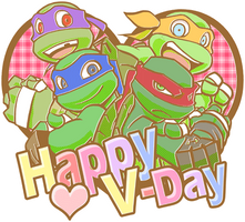 Happy Valentine's Day by FREAKfreak