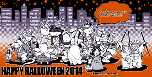 Halloween2014 by FREAKfreak