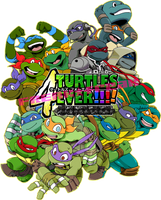 We are TURTLES!!!!