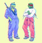 2K3 Leo and Raph