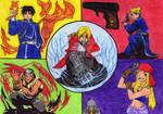 Fullmetal Alchemist by beki12679