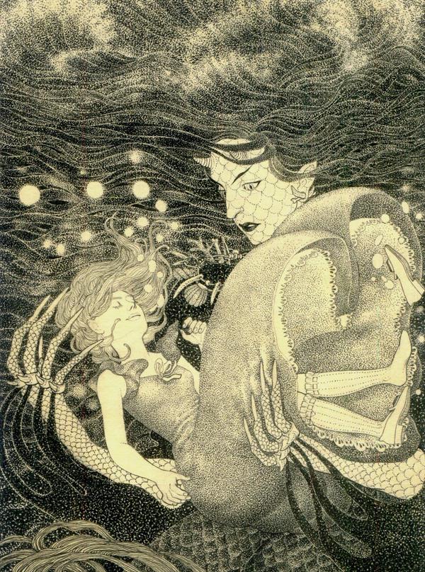 Sea Devil by zumart