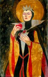 Evil Queen by zumart