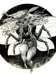 The Moth Czarevna by zumart