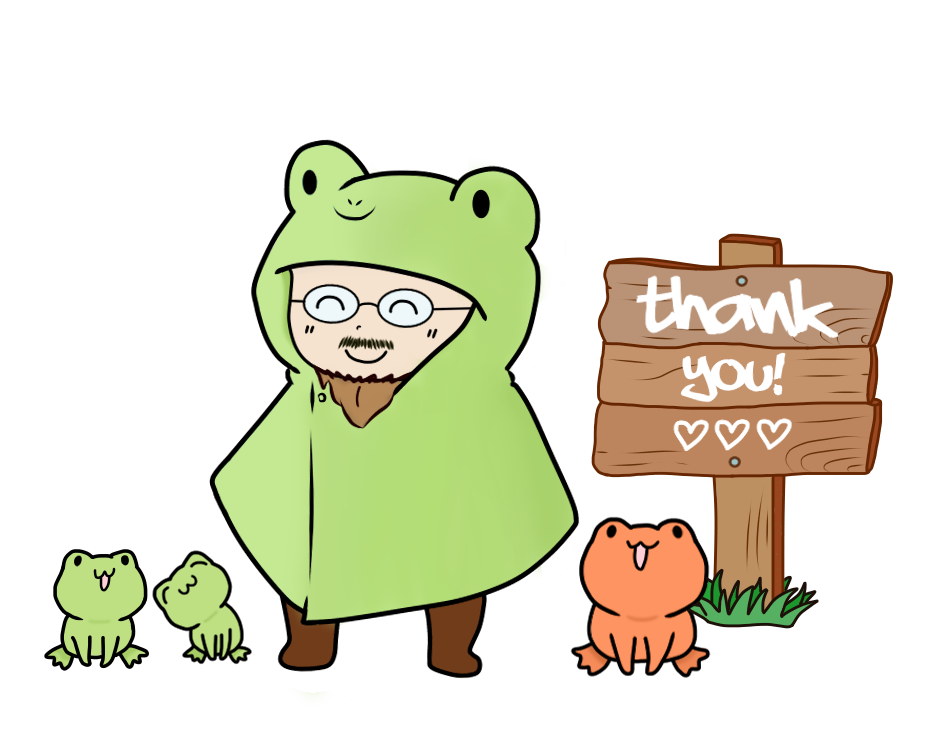 Barosus - Thank You Emote by Sam-Lim