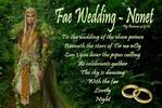 Fae Wedding - Nonet