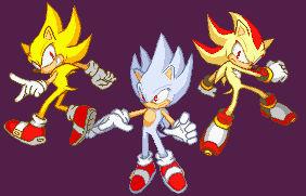 Sonic Advence Style Pixel Art 02
