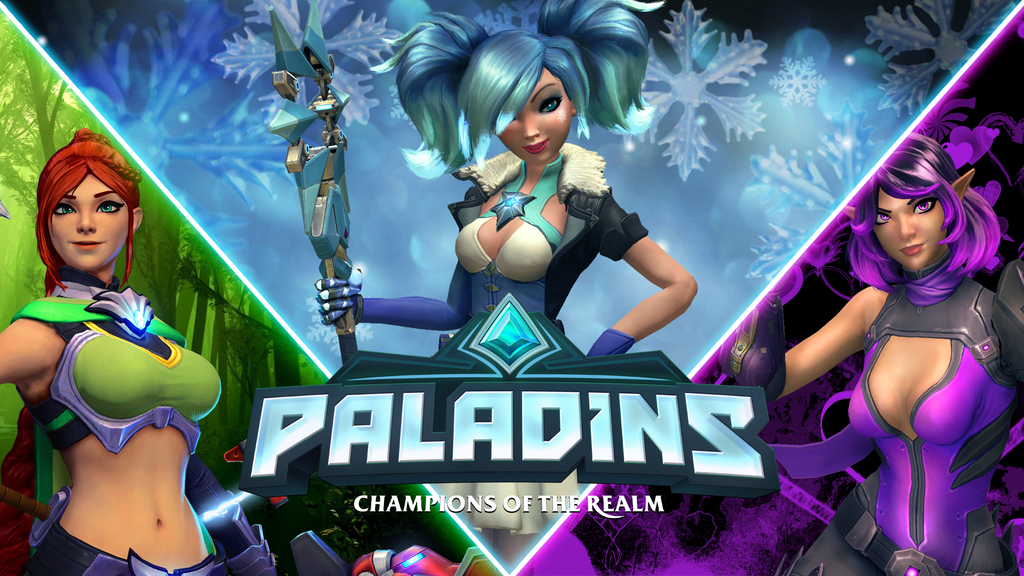 Game] Paladins : 200 free Crystals - Technology News - nsane