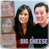Friends: 'Big Cheese' by clouded-logic