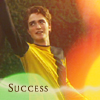 HP Cedric Diggory: 'Success' by clouded-logic
