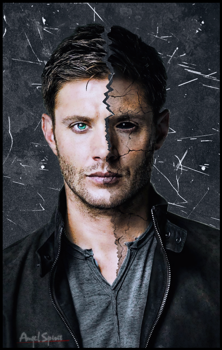 Angel Dean by dusted92 on DeviantArt |Supernatural Dean Angel