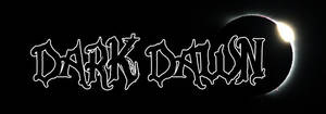 Dark Dawn - logo by Davida