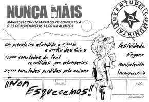 Nunca Mais 2004 by Davida