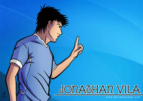 Jonathan Vila by Davida