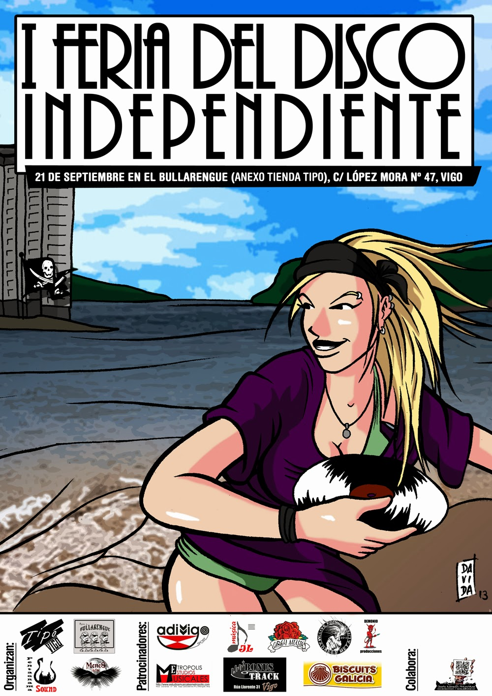 I Feria del Disco Independiente by Davida