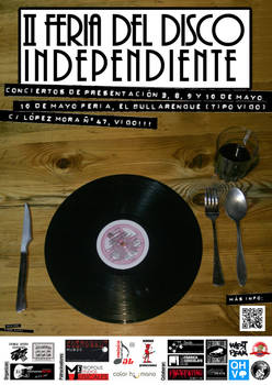 II Feria del Disco Independiente