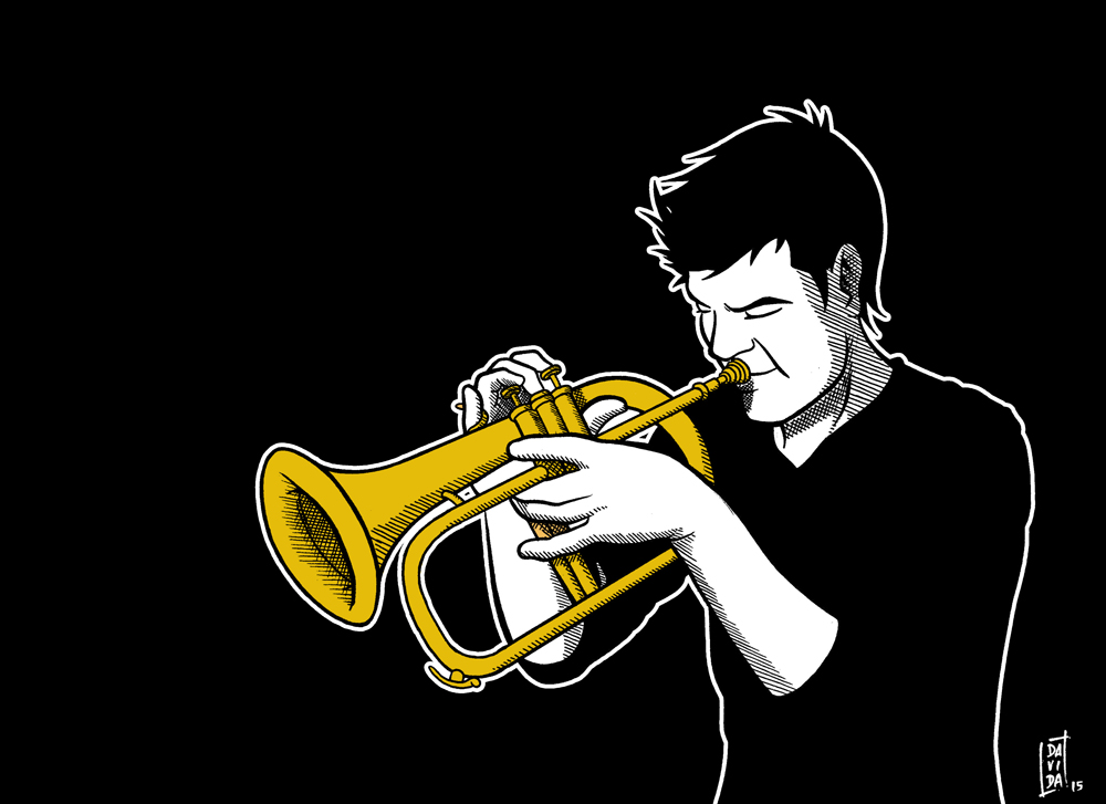 Alejandro Serrano - Dummie by Davida