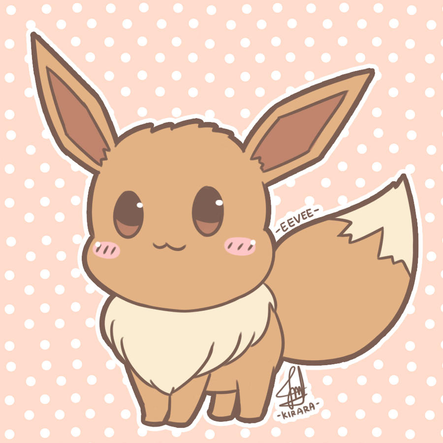 Is Eevee A Dog Or Cat