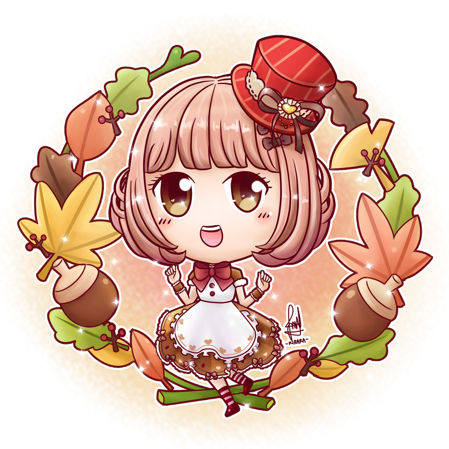 Autumn Alice by Kirara-CecilVenes