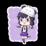 Art Trade - Pastel-chan
