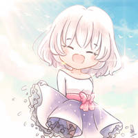 Gift - Aqua by Kirara-CecilVenes