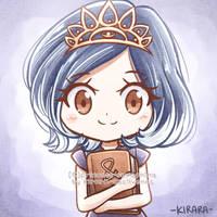 Commission - princess-seraphina by Kirara-CecilVenes