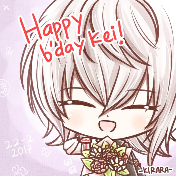 Happy b'day Kei! by Kirara-CecilVenes
