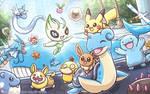 Pokemon Center Singapore Illustration Contest
