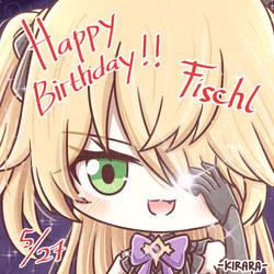 Happy Birthday Fischl