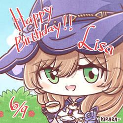 Happy Birthday Lisa!