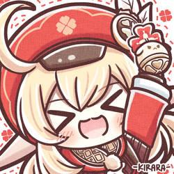 Klee Sticker Contest