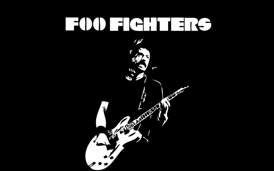 Foo Fighters Tour Shirt