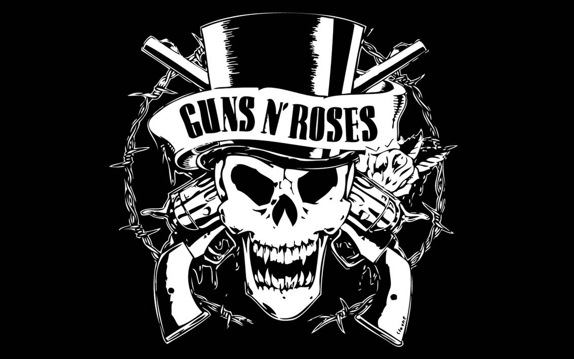 Guns n 39 roses wallpaper by lynchmob10 09 on deviantart - Wallpaper guns and roses ...
