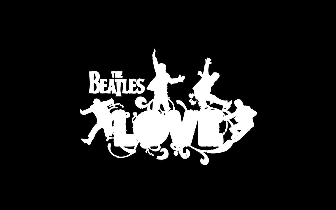 Beatles LOVE Wallpaper By