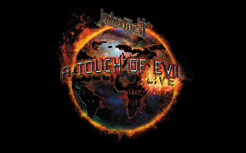 Judas Priest Touch Of Evil By Lynchmob10 09 On Deviantart