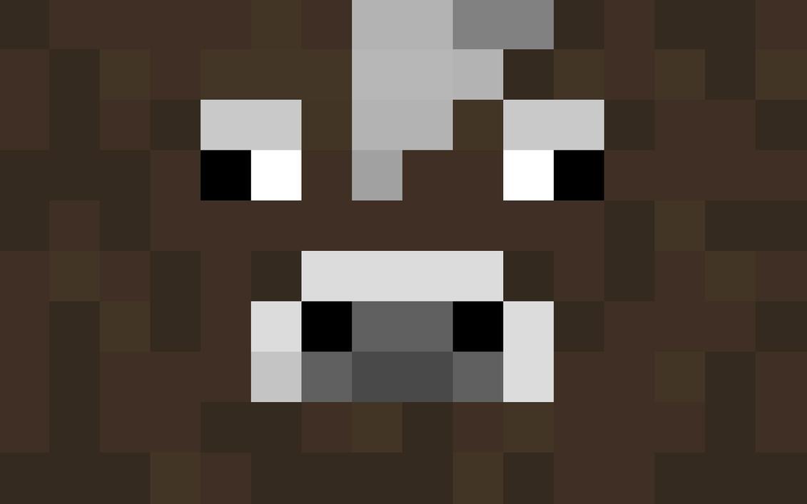Simple Wallpaper Minecraft Square - minecraft_cow_wallpaper_by_lynchmob10_09-d3jt86n  Trends_359219.jpg