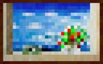Minecraft Plant Wallpaper